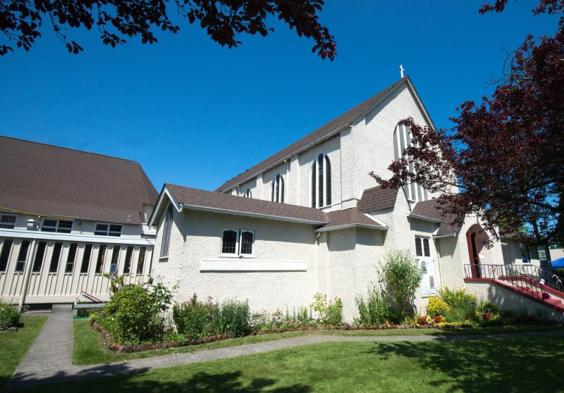 Anglican Church Vancouver