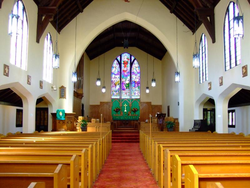 St. Michael's Anglican Church Vancouver