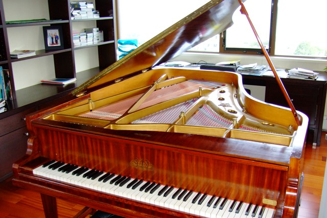 Erard piano made in 1904